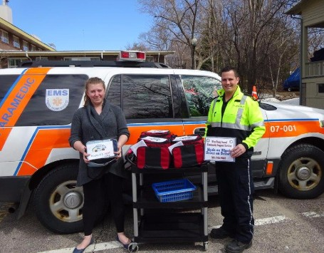 Donate to West Parry Sound Community Support Services