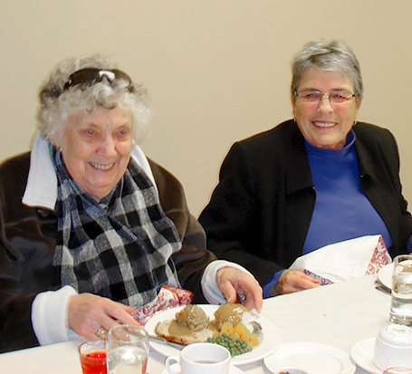 Friendly Visiting Program for Seniors in West Parry Sound